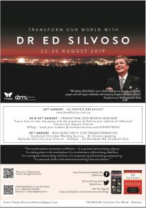 TOW with Dr Ed Silvoso